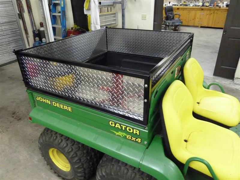 Deere Gator 6x4 Box Extension