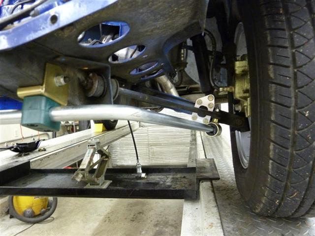 Sway Bar Installed